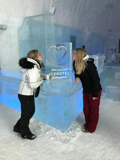 Tag 2: Willkommen im Eishotel