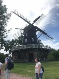 Windmühle im Kungspark