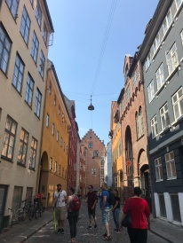 älteste Straße in Kopenhagen